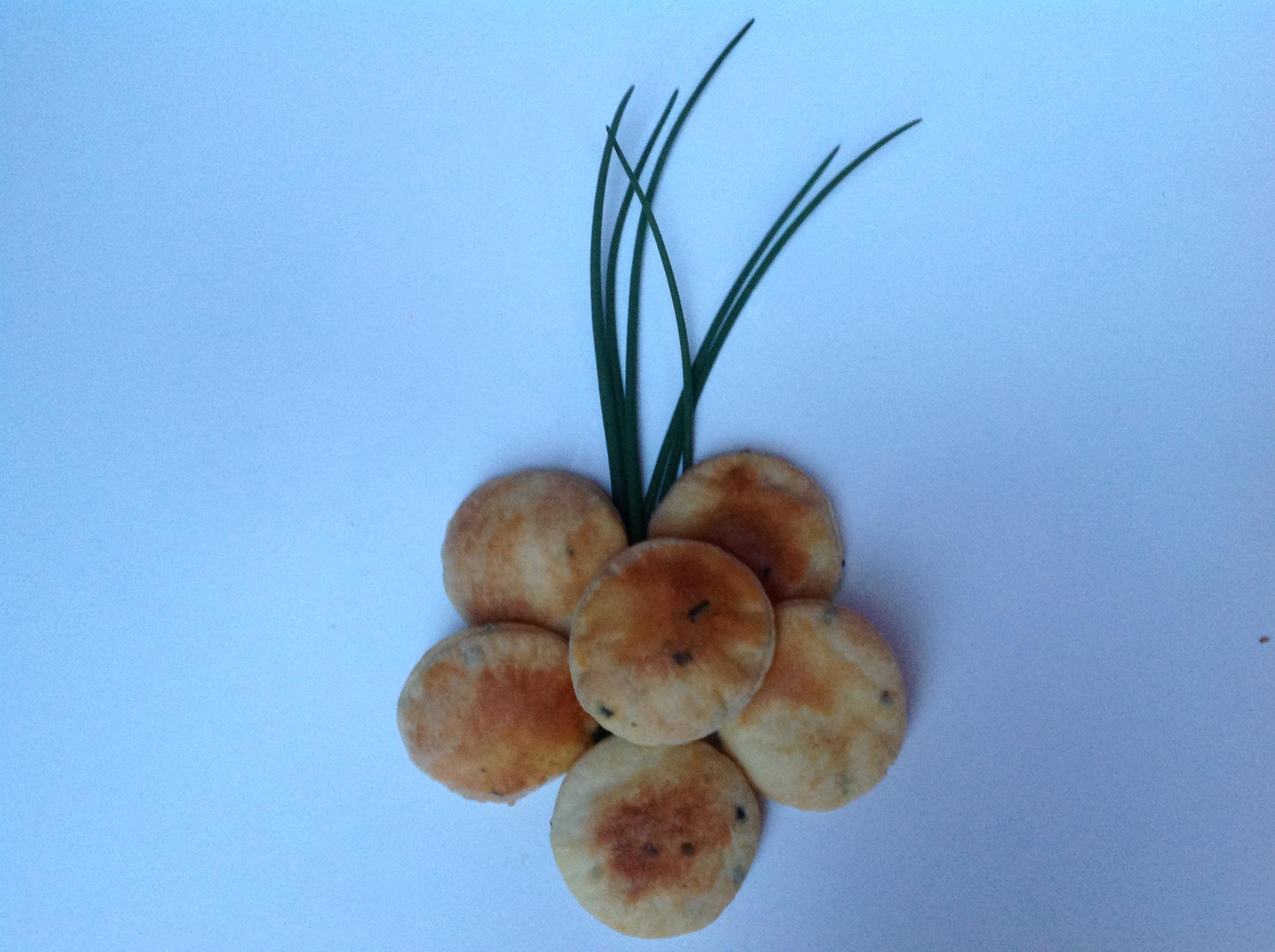 biscotti all'erba cipollina