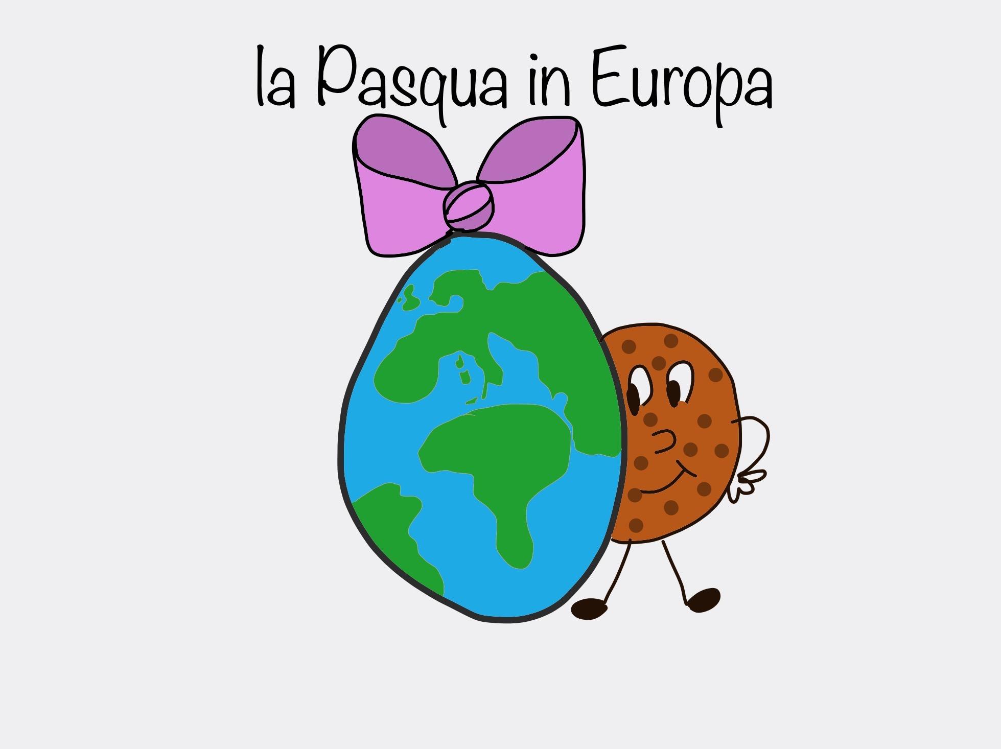 la Pasqua in Europa